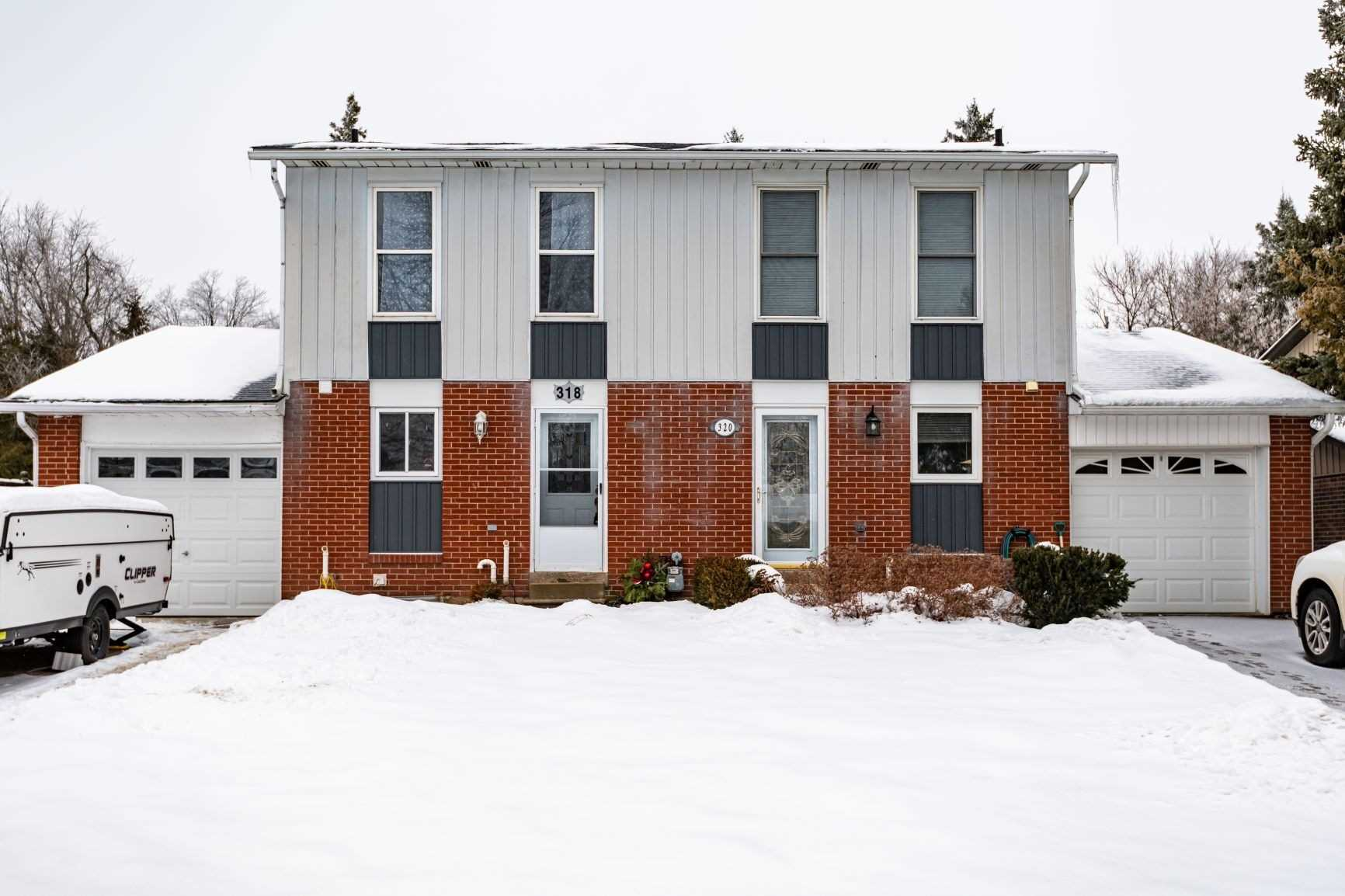 pictures of house for sale MLS: X5085287 located at 318 Centre St, Shelburne L9V2Y6
