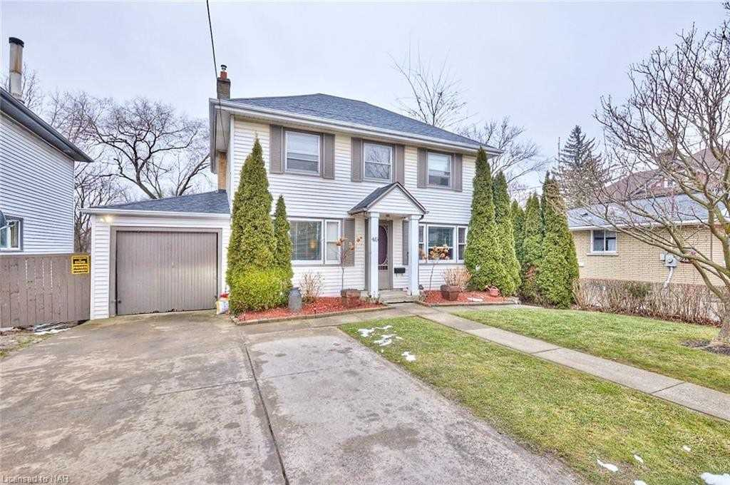 pictures of house for sale MLS: X5086588 located at 416 Queenston St, St. Catharines L2P2Y2