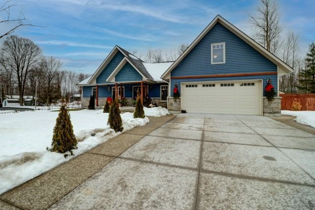 pictures of house for sale MLS: X5090506 located at 17 Graham Cres, South Bruce N0H2G0
