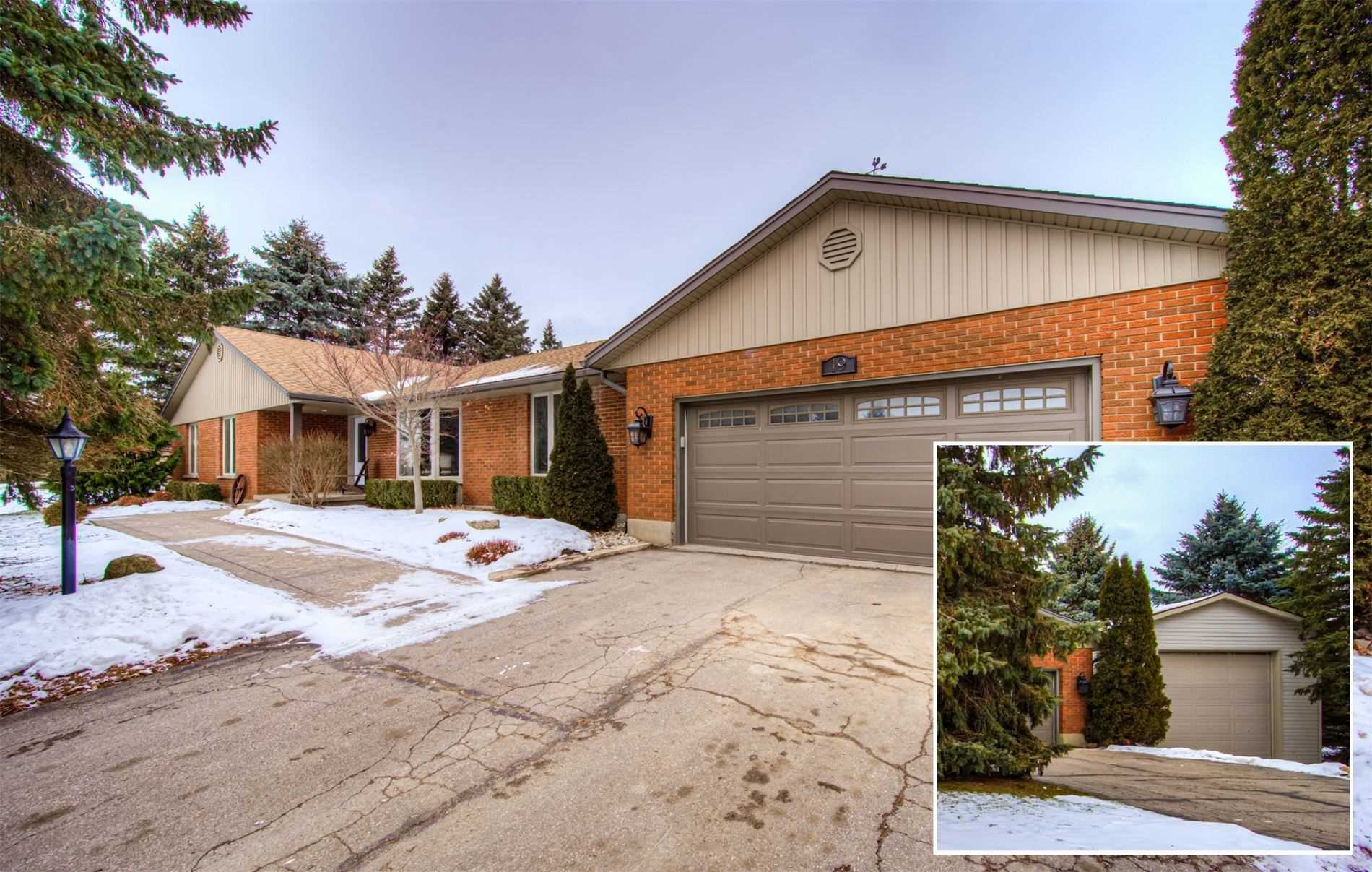 pictures of house for sale MLS: X5092408 located at 19 Clydebank Dr, North Dumfries N1R5S5