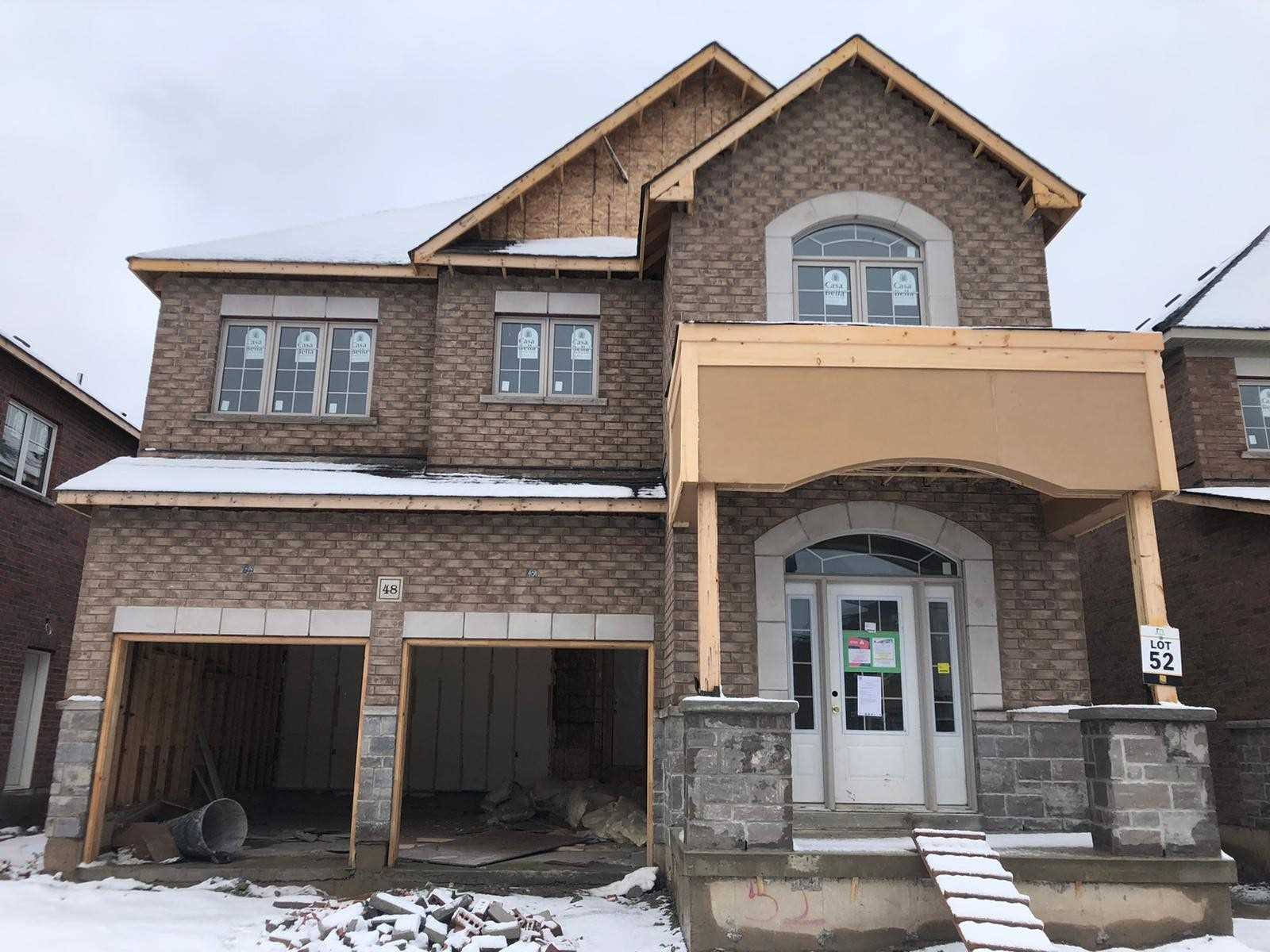 pictures of house for sale MLS: X5092618 located at 48 Spring Crest Way, Thorold L0S1A0