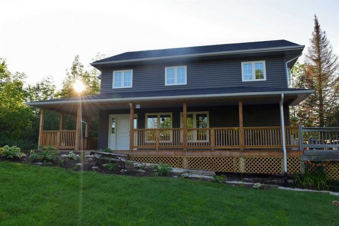 pictures of house for sale MLS: X5120626 located at 133 Scandia Lane, Blue Mountains N0H2E0