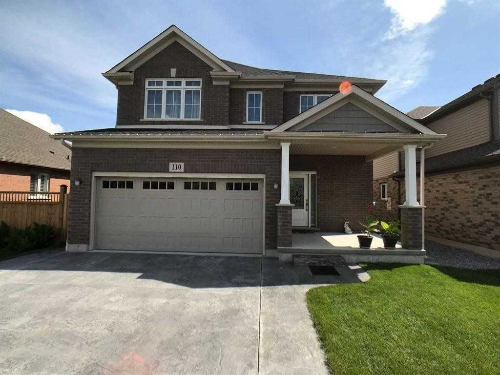 pictures of house for sale MLS: X5128448 located at 110 Silverwood Ave, Welland L3C0C3