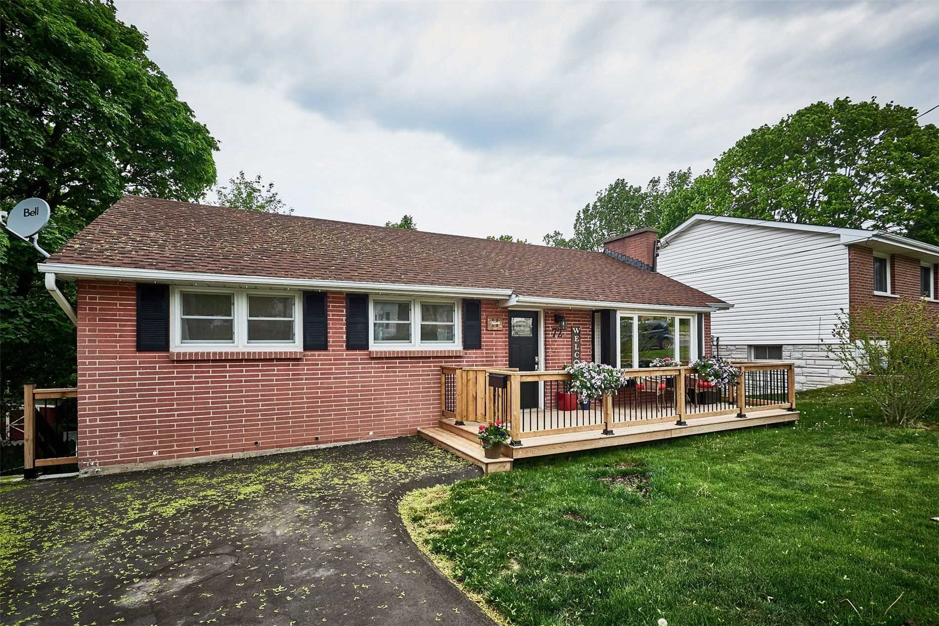 pictures of house for sale MLS: X5251044 located at 72 Sherbourne St, Port Hope L1A1H2